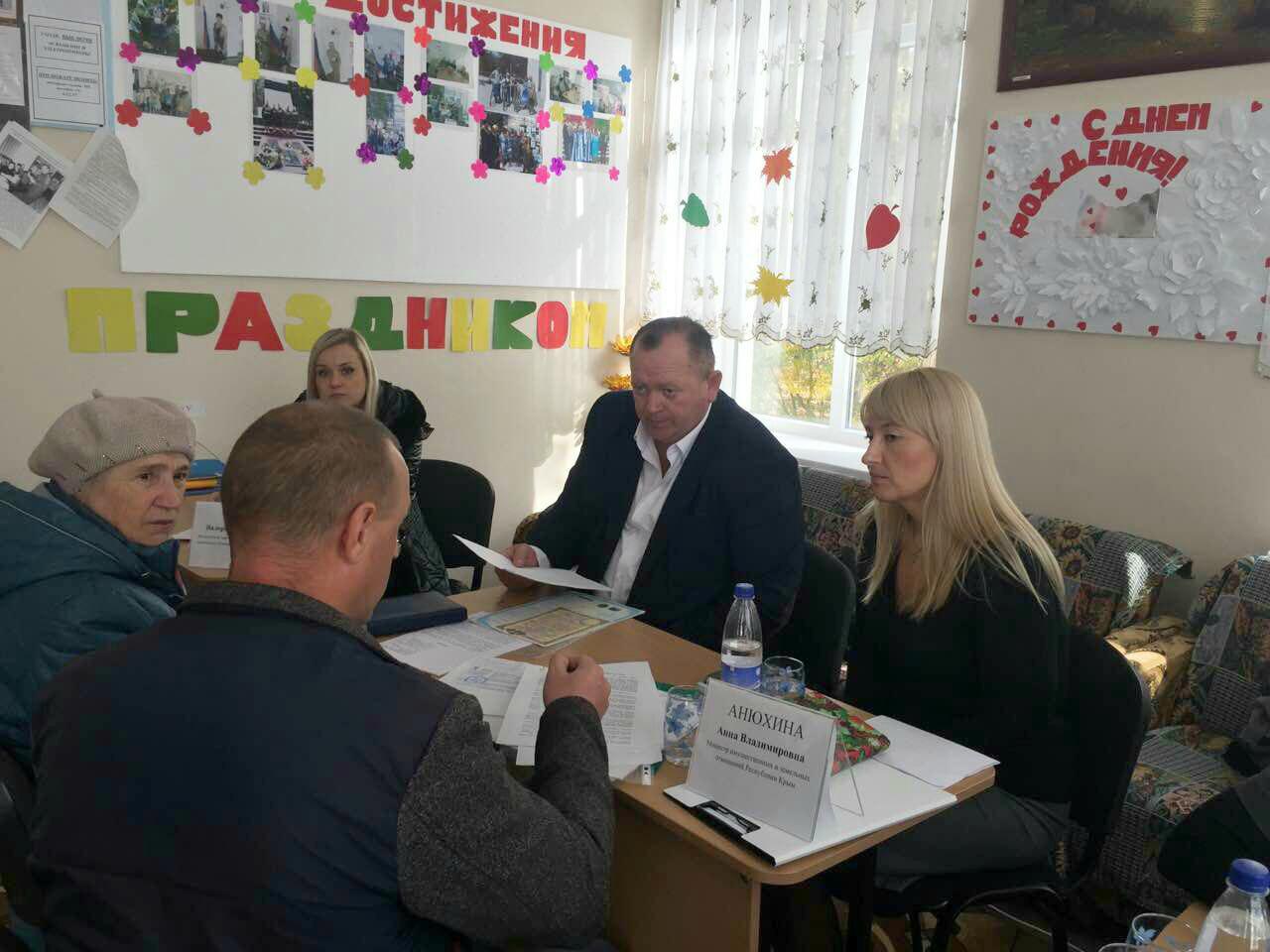 Руководство Минимущества провело выездные приемы граждан в Кировском районе